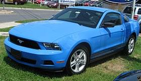 2010 mustang models ford mustang fifth generation