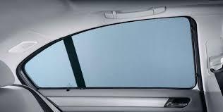 bmw genuine rear side window sun screen shade blind set e90 3