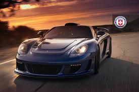 gemballa porsche boxster gemballa mirage gt looks exceptional with hre wheels gtspirit