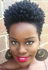 most beautiful short natural haircuts for black women short