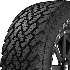 Best Sellers Federal Couragia Mt 35x12 50x17 Amazon Com General Grabber At2 All Terrain Radial Tire 35x12