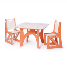 Target Childrens Table And Chairs Furniture Wonderful Melissa And Doug Wooden Activity Table