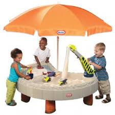 sand and water table with lid little tikes builder s bay sand water table review