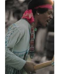 jimi headband spooktacular savings on jimi headband singing guitar rock