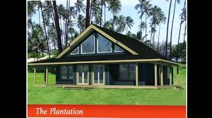 Lindal Homes by Cedar Homes Hawaiian Collection Youtube