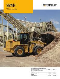 milton cat 924h user manual 20 pages