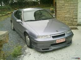 opel calibra tuning tuning opel calibra cartuning best car tuning photos from all