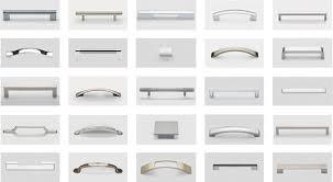 poignees meuble cuisine personnalisez votre habitat avec des poignées de meuble