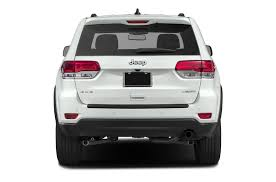 jeep grand cherokee rear bumper new 2017 jeep grand cherokee price photos reviews safety
