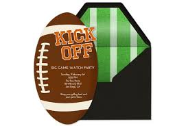 Diy Football Decorations Game Day Party Decor Ideas From Evite