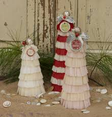 Christmas Crepe Paper Decorations by Crepe Paper Holiday Trees Create U0026 Decorate U2014the Blog