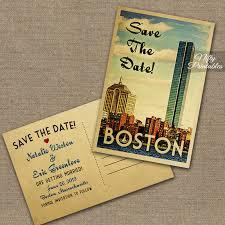 vintage save the date vintage save the date postcards boston save the date postcards
