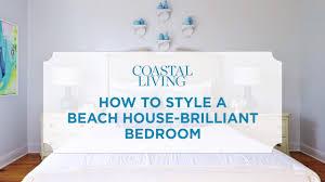 beachy bedroom makeover coastal living