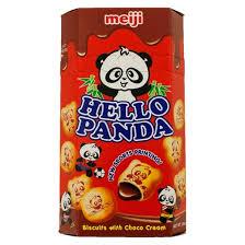 meiji panda choco cream biscuits 2 oz target