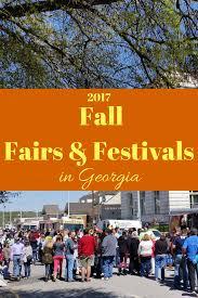 2017 fall fairs u0026 festivals in georgia intelligent domestications