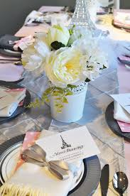 baby shower table settings peony pop by yaz