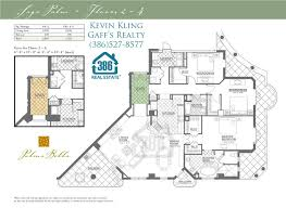 Condominium Plans Palma Bella Floor Plans Daytona Beach Shores Florida