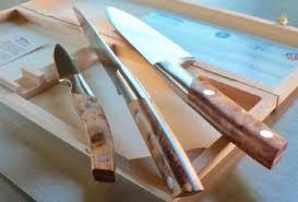 coffret de couteaux de cuisine couteaux goyon chazeau thiers