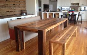 Rustic Wood Dining Room Tables by Bench Beautiful Rustic Dining Bench 6 Piece Set Hypnotizing