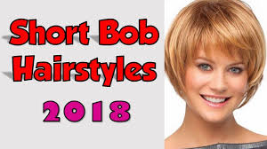 short hairstyles on ordinary women short bob hairstyles haircuts 2018 youtube