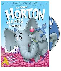 amazon dr seuss u0027 horton hears deluxe edition