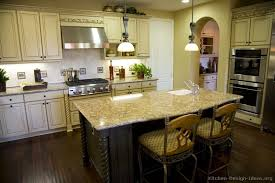 tag for kitchen ideas with white cabinets dark island white