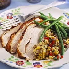 Spicy Thanksgiving Turkey Recipe Thanksgiving Turkey Recipes Family Circle