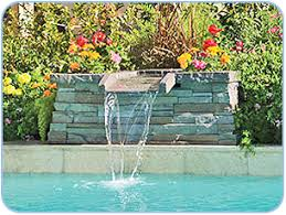 diy pool waterfall inground pool kit water features 3 spp inground pool kit blog