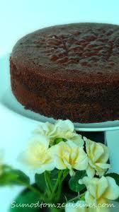 my favourite chocolate cake recipe u2013 sumod tom u0027z fusion cuisines