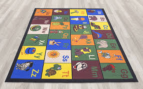 Kid Rug Carpet Rugs Rugs Town Activity Rug Features Roads Trees