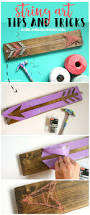how to do string art tips and tricks a and a glue gun