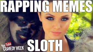 Rap Memes - rapping memes sloth on itunes youtube