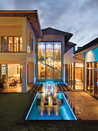 million dollar rooms hgtv contemporary backyard with water feature