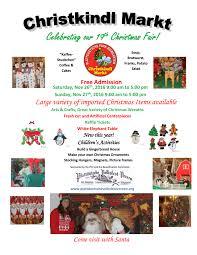 flyer for christkindl markt 2016 as poster updated jpg