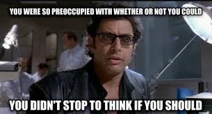 Jeff Goldblum Meme - jurassic park memes pinterest book blogs and george lucas