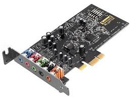 electronic cards sound cards audio cards newegg