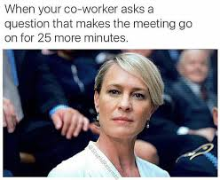 Work Meeting Meme - work colleagues memes