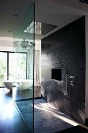 Cool Showers For Bathrooms Cool Showers Walk Through Shower Shower Doors Without Tracks