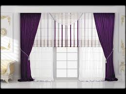 purple curtains purple curtains and matching cushions youtube