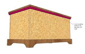 Free Wooden Toy Barn Plans by Ana White Build A Toybox Or Toy Chest Diy Projects