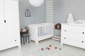 deco chambre bebe gris bleu élégant peinture chambre bébé garçon artlitude artlitude