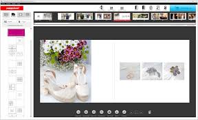 Wedding Album Software Our Wedding Album With Snappybook Memories Of The Pacific