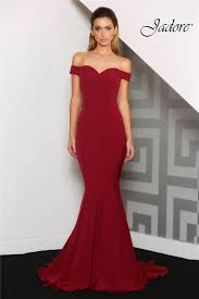 evening dress by jadore sentani boutique