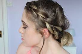 different hair buns 4 buns to style unruly hair el willmer