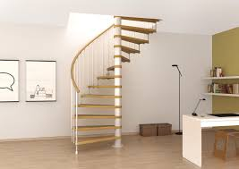 l00l stairs space saving spiral staircase type