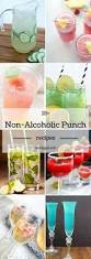 Totally Awesome Party Punch Ideas Punch Recipes Collection Party Punches Summer And Punch