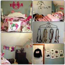 Girls Horse Themed Bedding by Diy Horse Themed Bedroom Enchanting Horse Bedroom Ideas Home