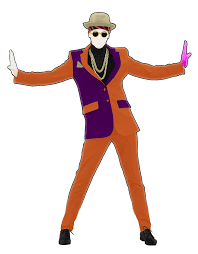 halloween dance clip art image uptown funk dancer 1 png just dance wiki fandom