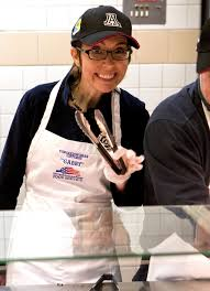 Thanksgiving Dinner In Tucson U S Rep Gabrielle Giffords Serves Thanksgiving Meal At Arizona