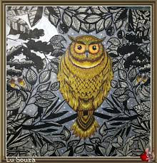 secret garden colouring book postcards 169 best colouring birds images on draw books and